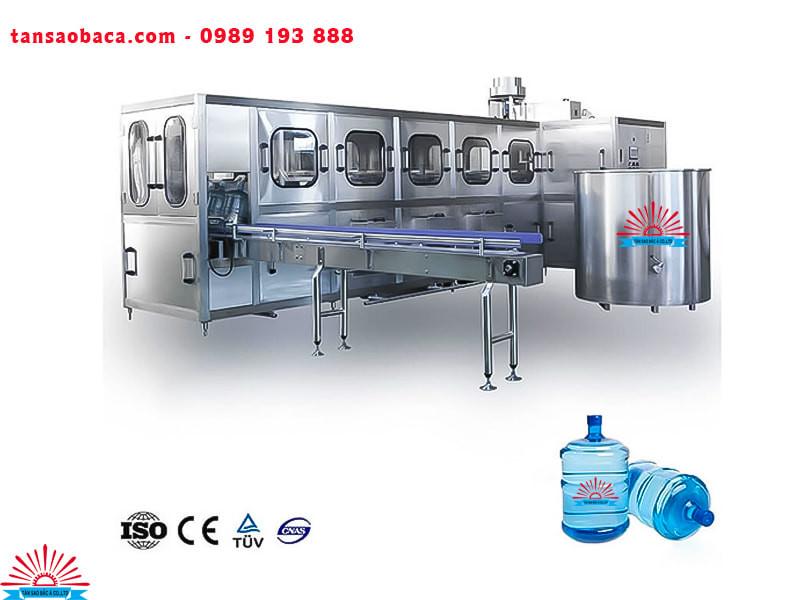 Dây chuyền sản xuất bình nước 20L